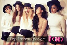In this segment, I will make notes about the style of clothing, the representation and concept, and how you can get a similar look by promotion era! This week = f(x)! #fx #miu #kpop #fashion #blog #getthelook #redlight #KpopFashionSpotlight