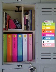 For school