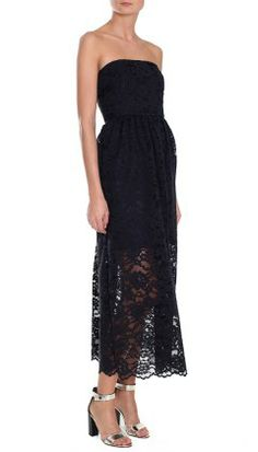 Tibi lace dress.