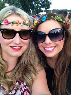 Festival girls <3