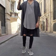 Armário Masculino | streetbefashion: trillxnxqqa: YungDxbz Dress...