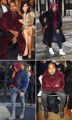 Kanye West Rocks Sweatshirt 4 Times In 2 Weeks: Recycling Too Soon?