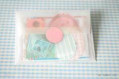 vellum envelopes Wax Paper, Paper Art, Paper Crafts, Vellum Envelope, Cute Envelopes, Scrap Books, Card Candy, Mail Ideas, Pocket Letters