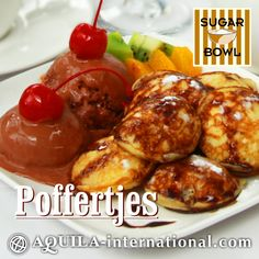 This season, The Sugar Bowl will be serving up scrumptious mini-pancakes in the traditional Dutch fashion known as Poffertjes.  Classic toppings like melted chocolate and strawberries to mouth watering honey, our simply sweet butter and flavoured ice cream. Unique and tasty sweet.  To Order, please call Sugar Bowl at (62 22) 203 9280 ext. 1612.