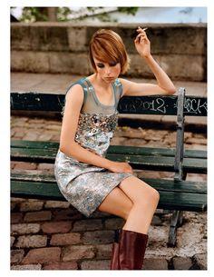mega375 Vogue Paris Setembro 2014 | Edie Campbell por Alasdair McLellan  [Editorial]