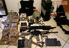 Survival Gun Gear