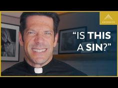 """If you begin to sin but don't follow all the way through… is it still a sin? It depends. Fr. Mike answers the question, """"is this a sin?"""" Father Mike Schmitz, Inspirational Prayers, Follow Jesus, Prayer Quotes, Amazing Grace, Catholic, Pop Culture, Religion, Spirituality"""
