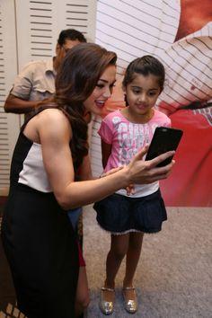 Stills of Baby Nainika at Theri press meet | Theri: WoodsDeck