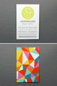 Ampersand Design Studio / Morgan Georgie  ampersanddesignstudio.com