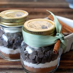 Edible DIY Gifts: Hot Chocolate Mix