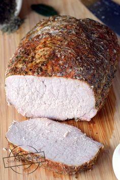 Pork Recipes, Cake Recipes, Cold Cuts, Kielbasa, Polish Recipes, Banana Bread, Grilling, Food And Drink, Meat