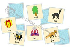 FREE Rhyme Cards printable Early Years/EY (EYFS) resource/download — Little Owls Resources - FREE Nursery Practitioner, Printable Cards, Printables, Early Years Teacher, Literacy Games, Memory Games, Eyfs, Nursery Rhymes