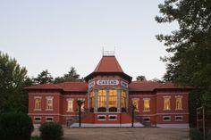 """""""Casino"""" – Salão de Festas e Eventos - Pedras Salgadas - Spa & Nature Park"""