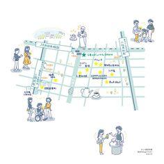 オリィ研究所様にご依頼いただき、分身ロボットカフェDAWN ver.β(ドーン バージョンベータ) 日本橋EASTエリア街歩きmapを制作させて頂きました。 「分身ロボットカフェ」は、「OriHime」を使い外出困難な方々が活躍する実験プロジェクトです。 分身ロボットカフェでレンタルしたOriHimeと一緒に日本橋を街歩きするのも楽しそうですね。(レンタルについては公式ページをご確認ください) Word Search, Words, Horse