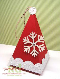 Petal Cone Die & the Snowflake