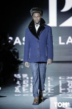 Pascal Labelle Fall-Winter 2017 - Toronto Men's Fashion Week
