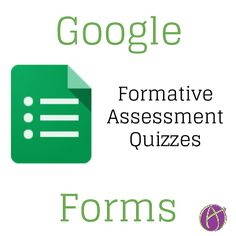 The purpose of formative assessment is not to put a grade in the gradebook. When we are teaching we want to collect evidence and data as to how the students are understanding the material. Formative Assessment Tools, Computer Lessons, Computer Lab, 21st Century Classroom, Teaching Secondary, Google Classroom, Classroom Ideas, Flipped Classroom, Educational Technology