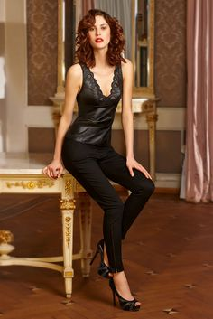 Lise Charmel, Aventure Sexy  Fall - Winter 2013, Automne - Hiver 2013