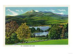 I climbed Mt. Chocorua many times in my youth.