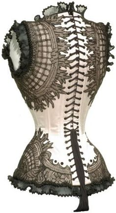 w o r s h i p . † h i s ! ♥ #corset #corsetry #fetish #fashion