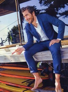 Jake for Esquire