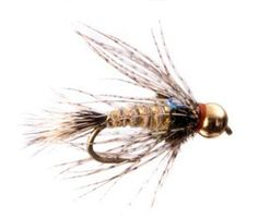 <b>Chad Olsen's Guide's Choice Hare's Ear:</b> Color: N/A <br><br>You knew not having a hare's ear nymph on the list would be a serious omission, if not a downright foul. The hare's ear nymph is a great caddis pattern, with built-in all-around attractor q
