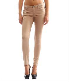 Дешевое Женские бежевые облегающие брюки Collezione ( UCB020679 A07 ), Купить Качество Брюки и капри непосредственно из китайских фирмах-поставщиках: