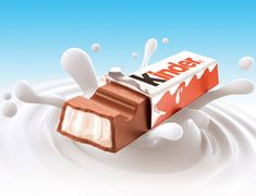 Kinder • Ferrero on Behance