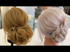 10 Hermosos Peinados Tutorial /  Beautiful Hairstyles Compilation  2017