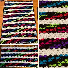 Oh My Blanket - Free Pattern