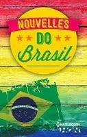 Nouvelles Do Brasil chez Harlequin HQN Brazil, Orange, Christmas Ornaments, Holiday Decor, Harlequin, Baby Born, Queens, Brickwork, Night