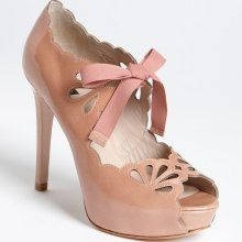 Joan & David 'Cicilee' Pump Light Pink Patent