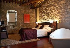 #Hotel Mas Albereda - Sant Julià de Vilatorta #Calalonia