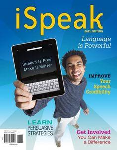 iSpeak: Public Speaking for Contemporary Life: 2011 Edition/Paul Nelson, Scott Titsworth, Judy Pearson #artofpublicspeaking