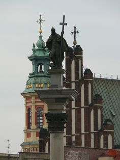 Three Crosses in #Warsaw #poland