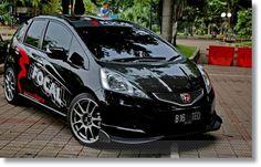 Honda Vtec, Honda Civic, Honda Jazz Modified, Personal Jet, Honda Cars, Honda Fit, My Dream Car, Dream Cars, Japan Cars