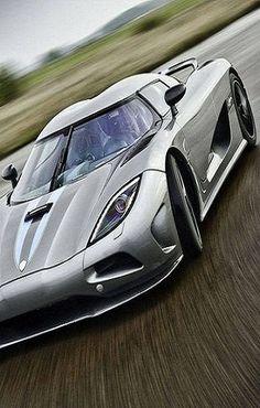 Koenigsegg- My Dream Car