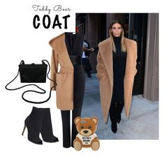"""Teddy Bear Coat"" by ericacherrelle ❤ liked on Polyvore featuring ALDO, A.L.C., Moschino, MaxMara and Chanel"