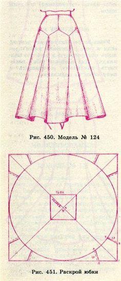 Моделирование юбок - carolincik - Álbuns da web do Picasa - diagram of nearly zero waste fitted skirt pattern. Diy Clothing, Sewing Clothes, Clothing Patterns, Sewing Patterns, Doily Patterns, Dress Patterns, Barbie Clothes, Coat Patterns, Sewing Hacks