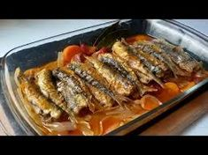 Resultado de imagen de sardinas en escabeche Seafood Recipes, Mexican Food Recipes, New Recipes, Omega 3, Fresco, Chilean Recipes, Latin Food, International Recipes, Chutney