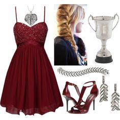 """Nike (Goddess of Victory)"" by lilacmayn on Polyvore"