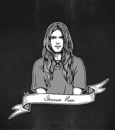 Shannon Hoon of Blind Melon by Milena Wong