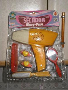 BLISTER SECADOR-COMPLEMENTOS , MARY PERY ( IBI-MADE IN SPAIN ) REF:10 NUEVO SIN ABRIR . AÑOS 70