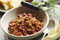 Warm and Hearty Chili
