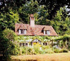Littleholme Cottage by Voysey
