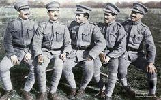 El centenario de la Primera Guerra Mundial está generando todo tipo de novedades sobre el conflicto que estalló en 1914 y se prolongó cuatro años. Ensayos, fotografías y vídeos que permiten contextual...