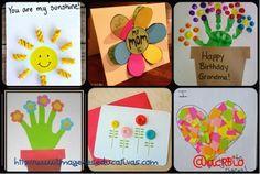 Imágenes educativas: Súper colección de Tarjetas de felicitación para el día de la madre