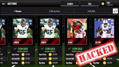 Madden NFL Football Hack and Cheats for Free Coins Released Online Stephen Jackson, Real Hack, Madden Nfl, Game Resources, Game Update, Free Cash, Test Card, Mobile Game, Cheating