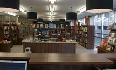Sterling Books - The English bookshop in the heart of Brussels - The shop