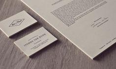 Lev i Nuet - Corporate Identity by Nicki van Roon, via Behance